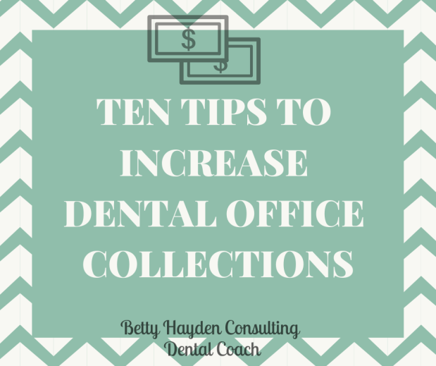 How to Increase Dental Office Collections