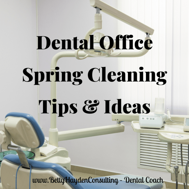 Spring Cleaning and Organizing Tips for your Dental Practice