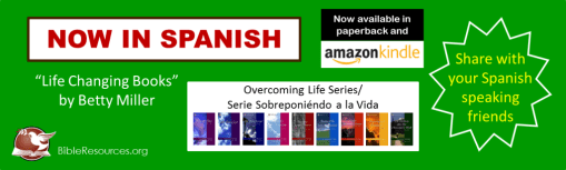 Overcoming Life Series Books in Spanish