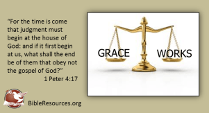 Grace and the Judgment of God