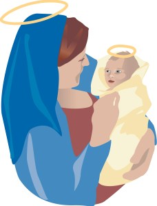 baby-jesus-is-swaddled-by-mary