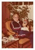 Christmas Dad 1976