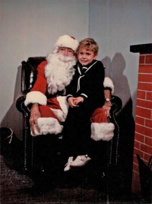 Scared Of Santa (SOS)