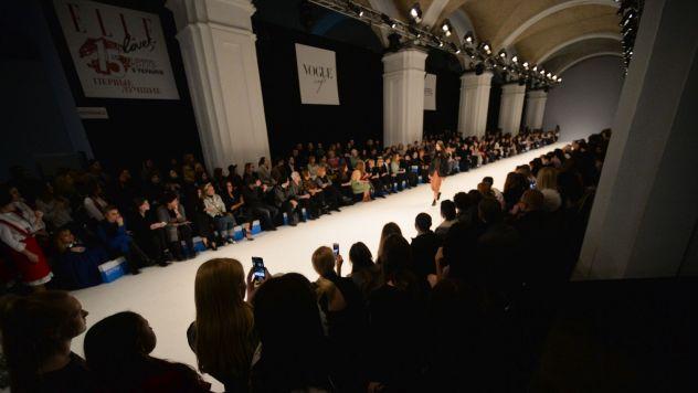 Ukrainian fashion week AW 2016-17.