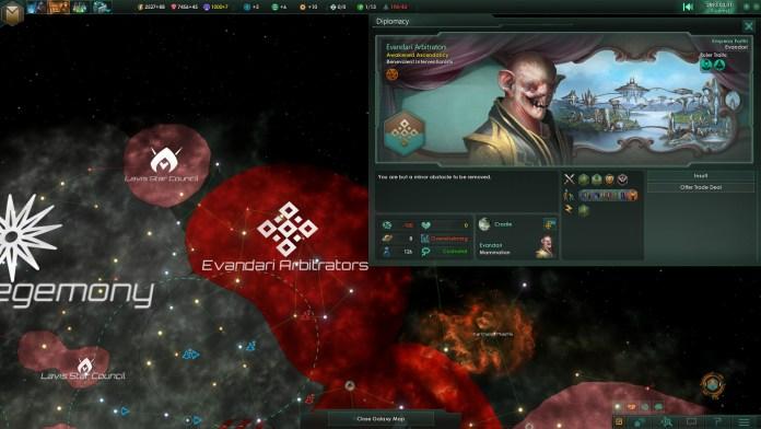 Скриншот к игре Stellaris