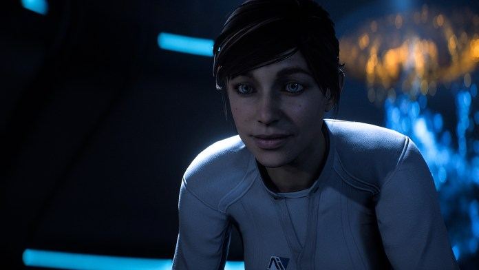 Mass Effect: Andromeda Female Character