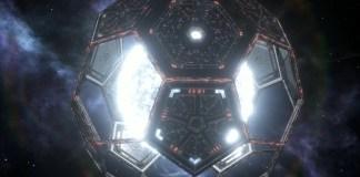 Stellaris Utopia мегасооружения