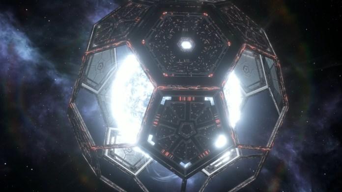 Сфера Дайсона в Stellaris