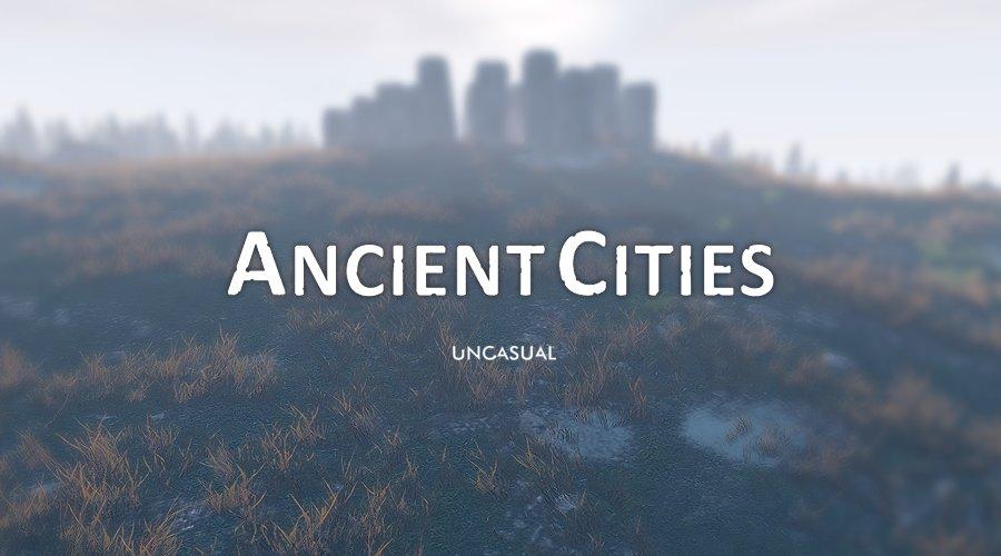 Ancient Cities новый градостроительный симулятор в каменном веке