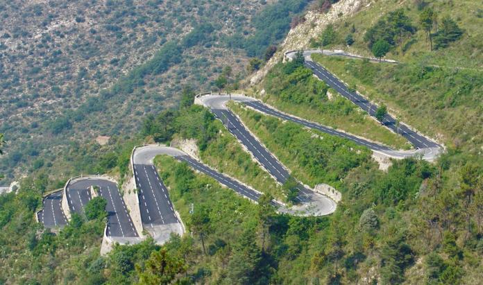 Halsema Highway, Филиппины