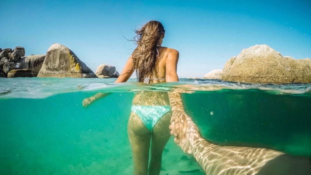 Новый тренд 2018 года: сухой аквамассаж в аквакапсуле