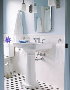 bathroom concept I'm going for