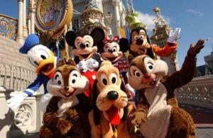 Disney World here we come!