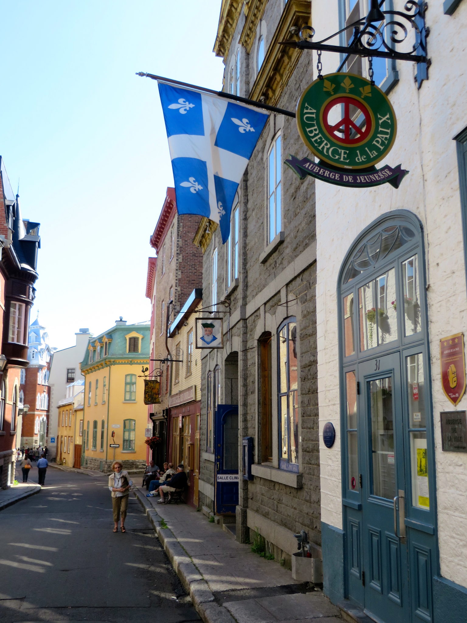 A day of history and horses between brush strokes for Architecture quebec