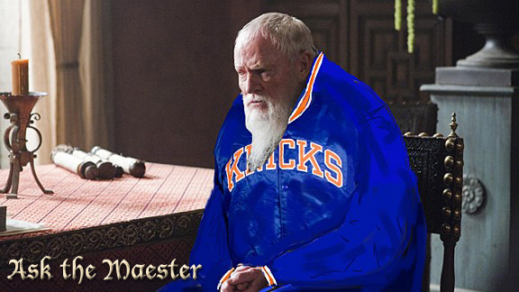 Grand Maester P Game of Thrones