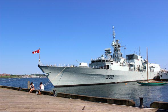HMCS 330 Halifax