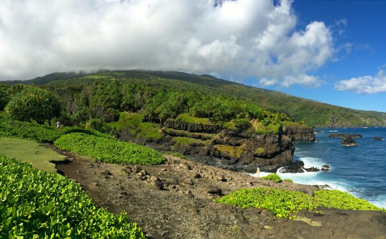 Pools at Ohe'o, Road to Hana, Maui, Hawaii