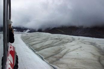 Athabasca Glacier, Glacier Adventure, Jasper National Park