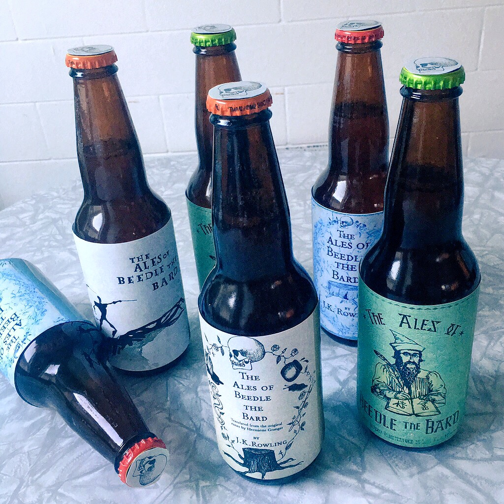 The Ales of Beedle the Bard