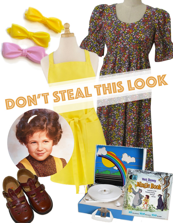 Don't Steal This Look: The 70's