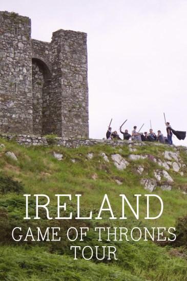 Game of Thrones tour, Ireland