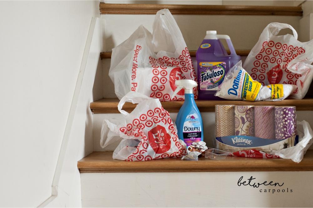 target essentials