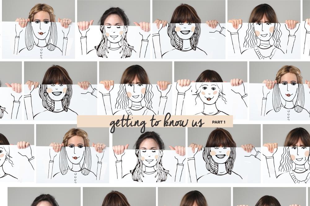 Getting to know us. about the betweencarpools crew. Leah Schapirah, Victoria Dwek, Esti Photography, Renee Muller, Shaindy Menzer