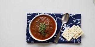Zero Calorie Minestrone Soup