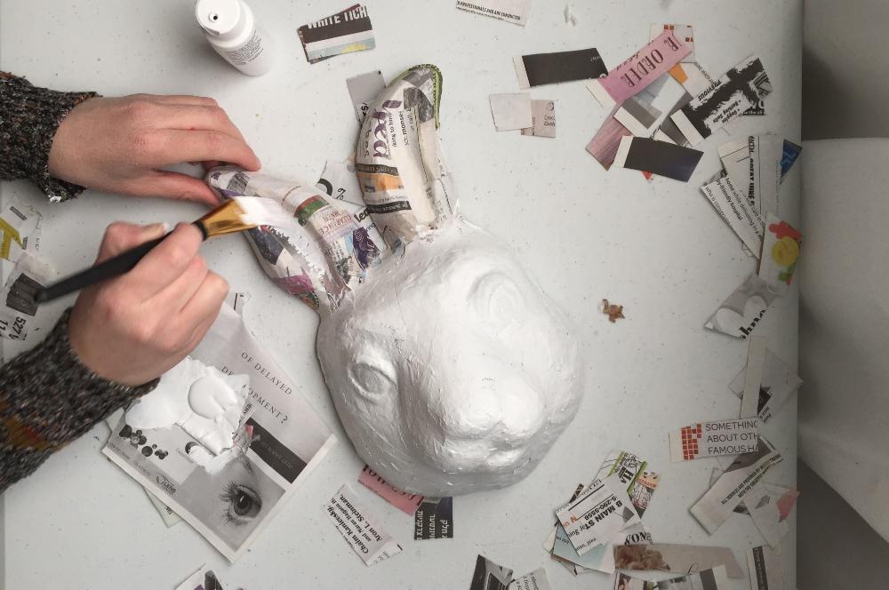 Purim Mask DIY Project