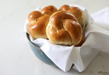 "The 116-Calorie (AKA ""Portion Control"") Challah Roll . You love challah. You really, really never want to give up challah. But you also want that diet to work. Now you can have both."