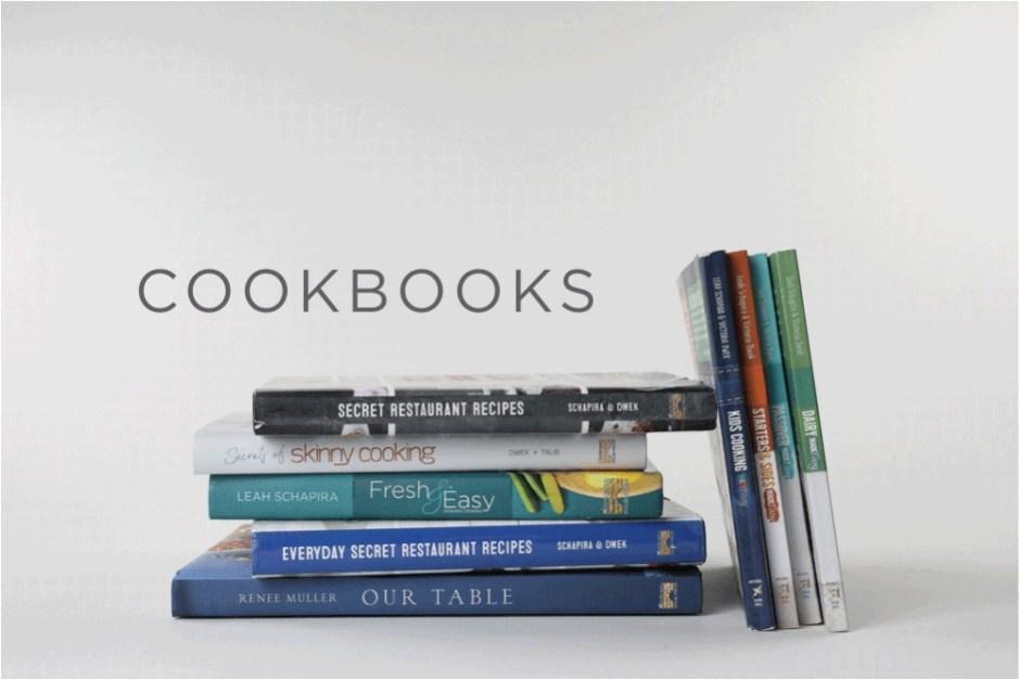 jewish cookbooks on between carpools