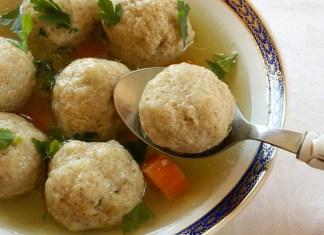 matzah balls