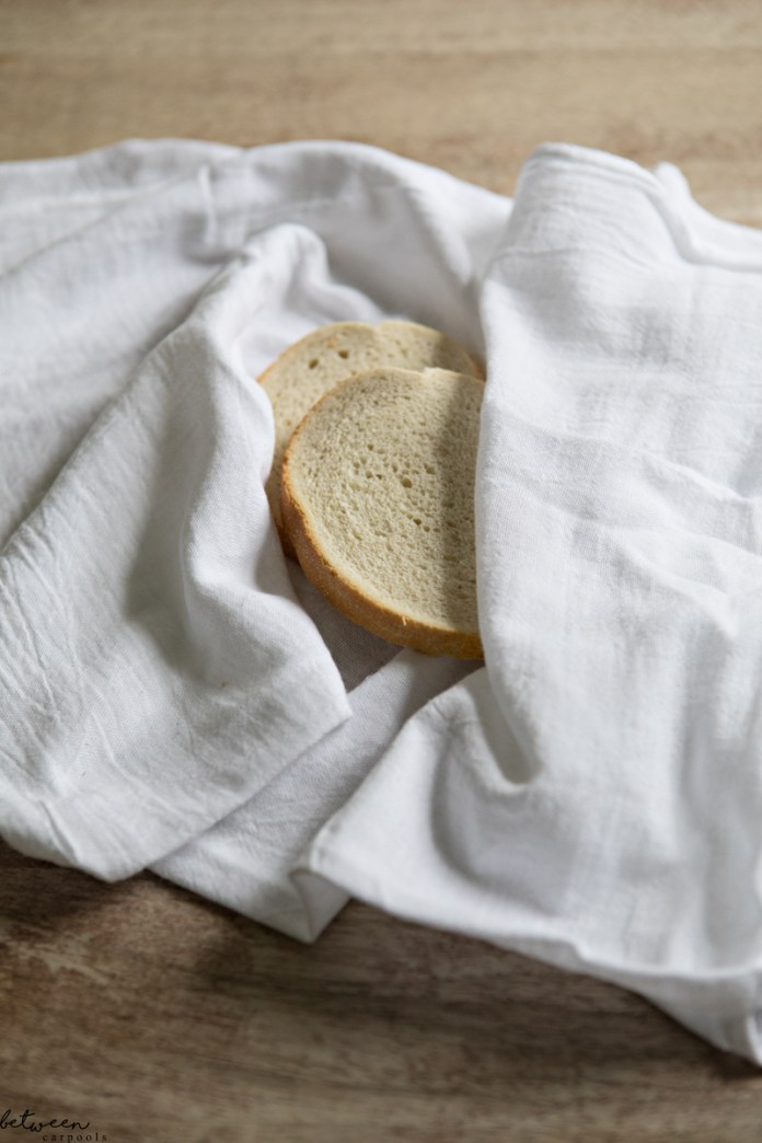 One Trick to Make Frozen Bread Feel and Taste Fresh. No bakery on your corner? No worries. Bread from your freezer can also be soft and fresh-tasting if you know this little trick.