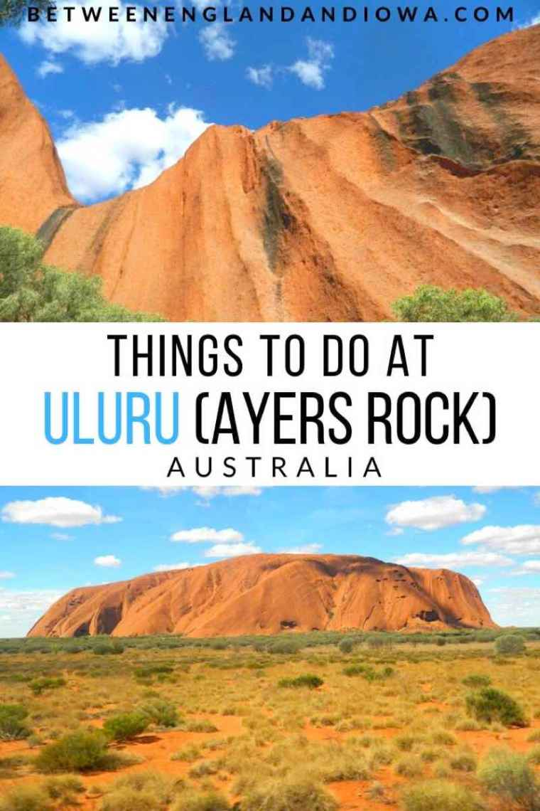 Things to do at Uluru (Ayers Rock) Australia