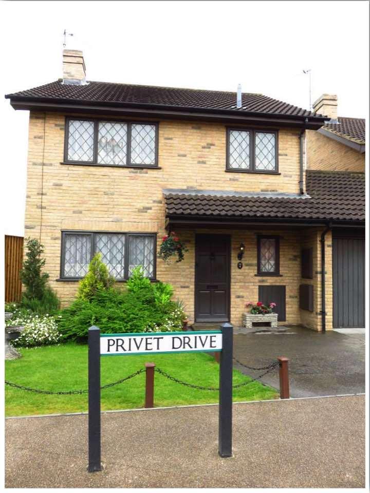 Harry Potter Privet Drive
