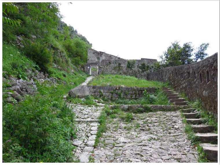 Kotor City Walls Hike