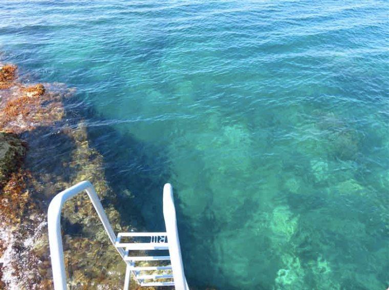 Lokrum swimming
