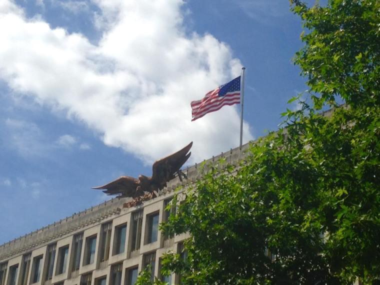 American Embassy London