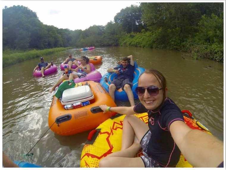 River Tubing Iowa