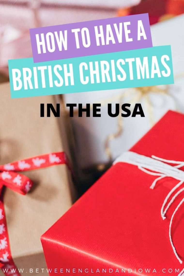 How To Have A British Christmas