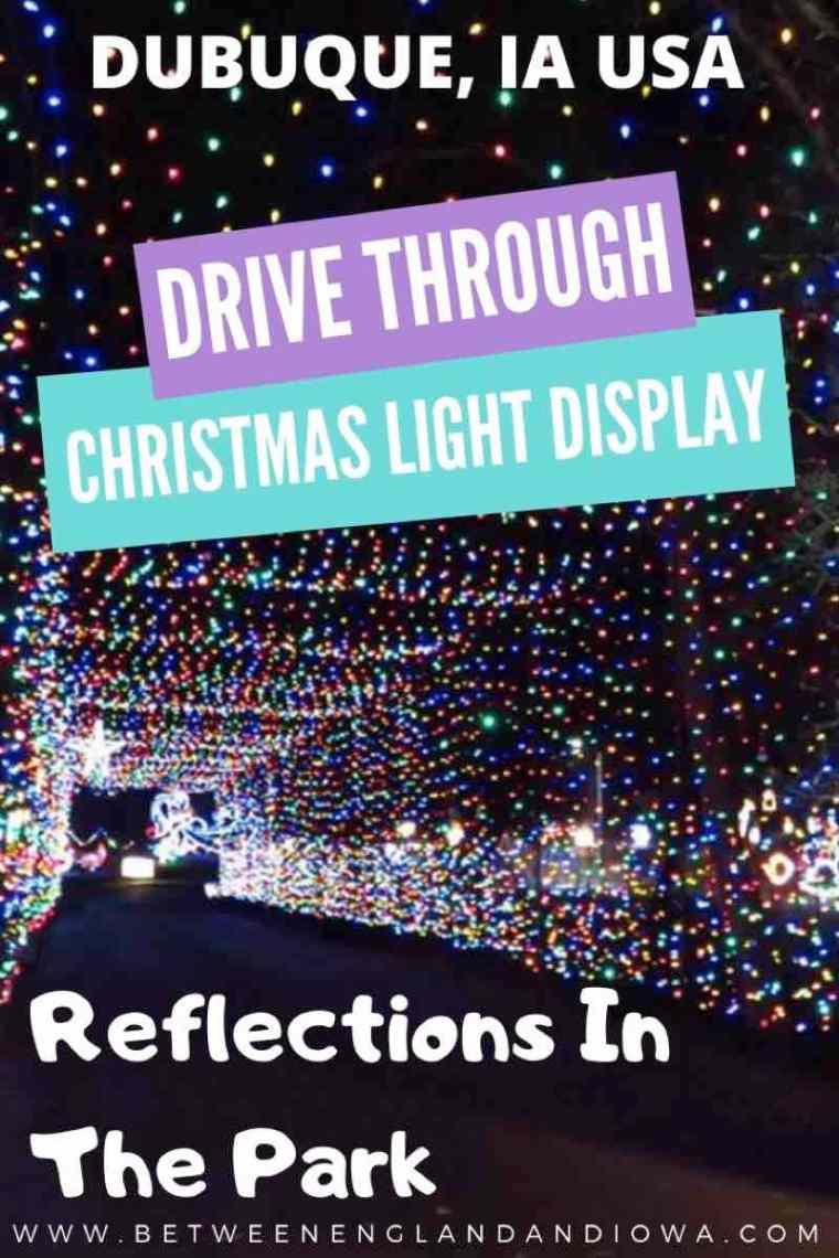 Dubuque Christmas Lights Iowa