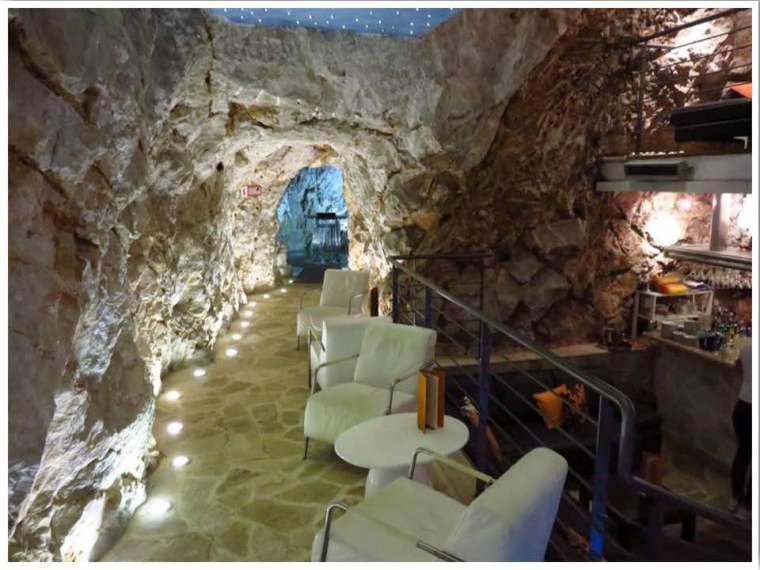 Cave Bar More Lapad Dubrovnik
