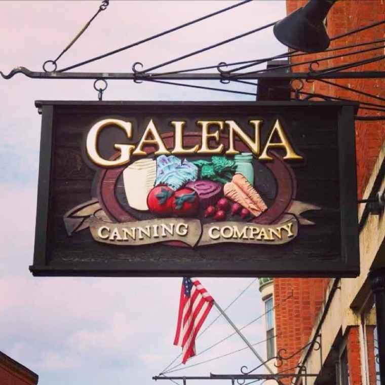 Galena IL Small Business Helluva Half Mile
