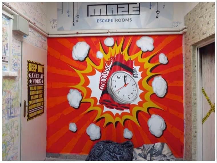 Krakow Maze Escape Room