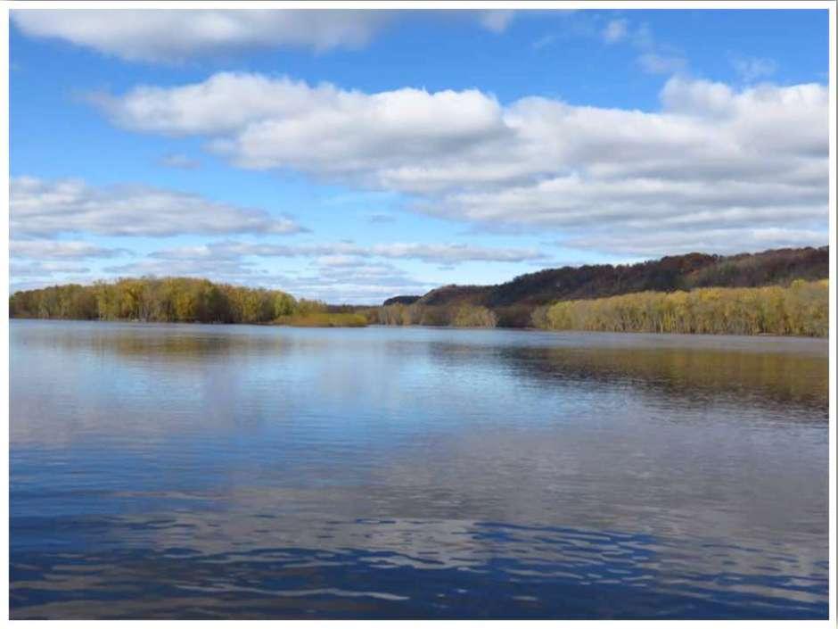 Mississippi River Iowa