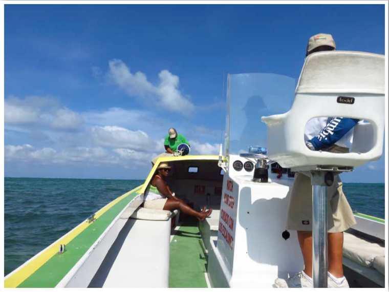 San Pedro Express Belize City to Caye Caulker