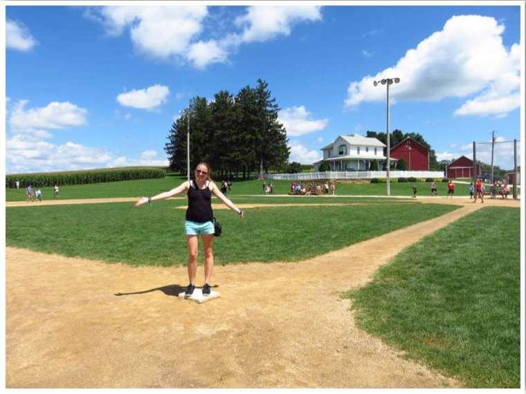 Field of Dreams Dyersville Iowa