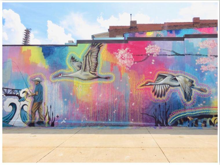 Dubuque murals