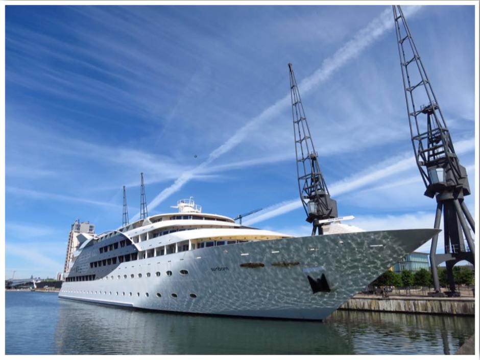 Sunborn London Luxury Yacht Hotel