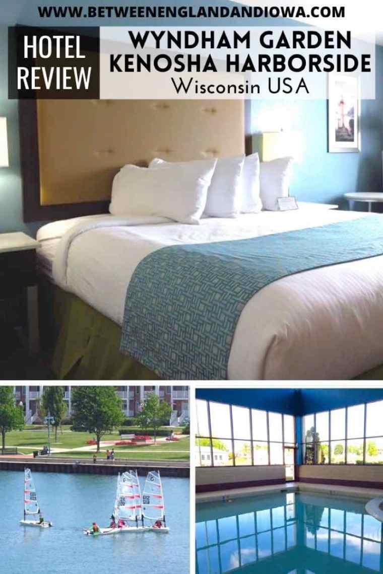 Wyndham Garden Kenosha Harborside Hotel Review Wisconsin USA